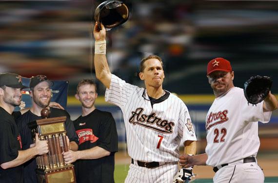 """90c5d90681d RIP Houston Astros """"Old West"""" Set  2000-2012"""