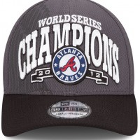 Atlanta Braves 2012 World Series Champions Cap