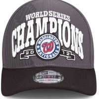 Washington Nationals 2012 World Series Champions Cap