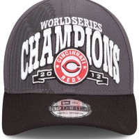 Cincinnati Reds 2012 World Series Champions Cap