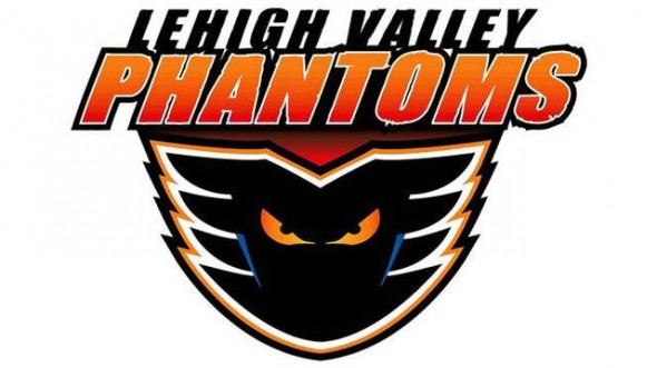 Lehigh Valley adirondack phillidelphia allen town glen falls phantoms hockey AHL new
