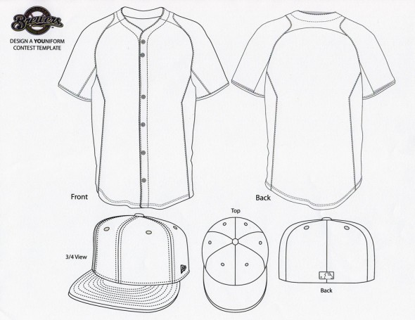 brewers look to fans for their new youniform design