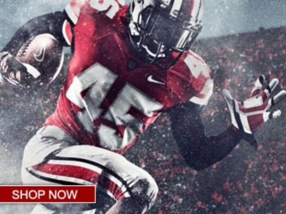Ohio State Pro Combat 2012 uniform leaks