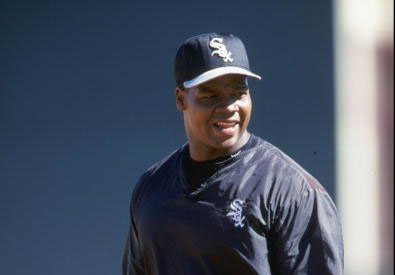 2013 BP Batting Practice Chicago White Sox - Frank Thomas - 1999