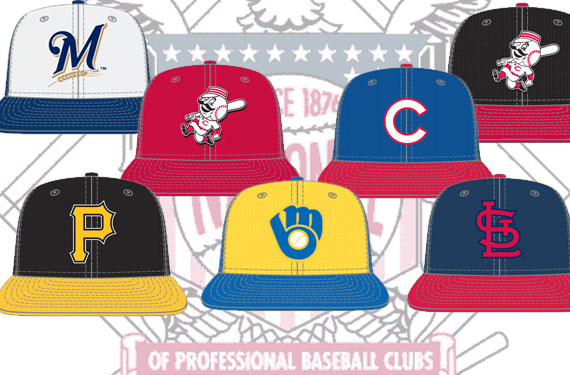 7c15865d7a7 2013 NL Central Batting Practice Caps and Uniforms. Written By  Chris  Creamer ...
