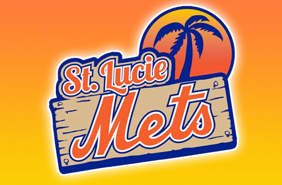 st lucie mets flirt with new name  settle on new logo 25th Anniversary Logo Ideas 25 Anniversary Logo