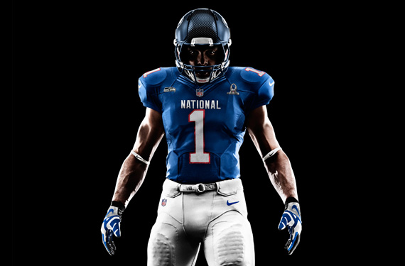 Nike Unveils 2013 Pro Bowl Uniforms for Sunday