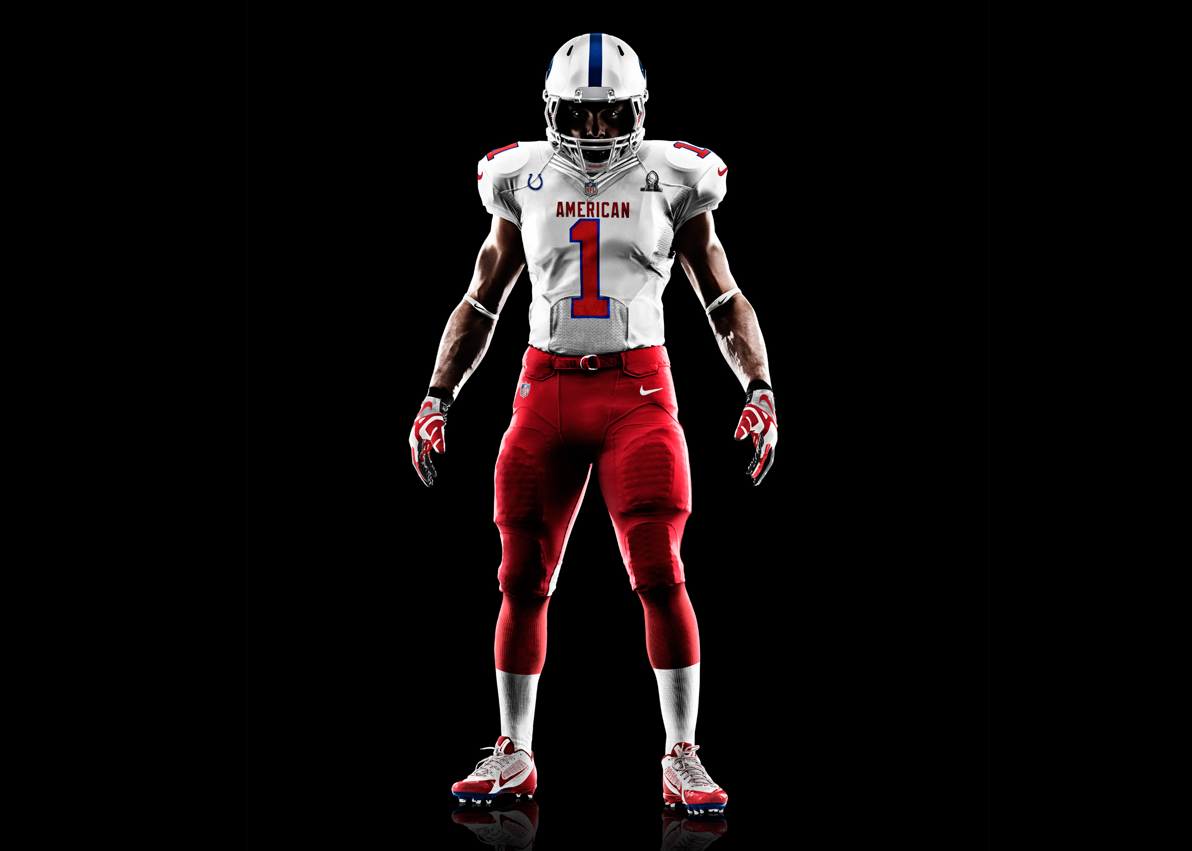 c01fb5e56 Nike unveils Pro Bowl uniforms for this Sunday | But at the end of ...