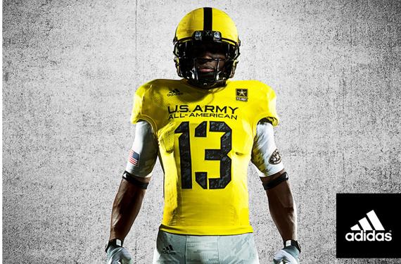 d92ffbdaddad Camo-Like Design Featured in new High School All-Star Game Uniform ...
