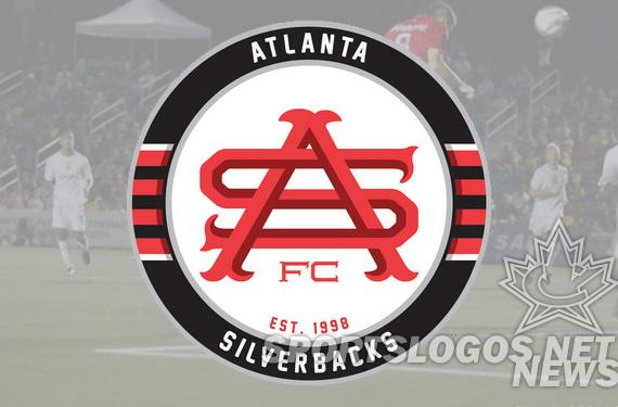 Atlanta Silverbacks soccer club NASL new logo - featured