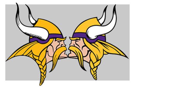 05 height Minnesota Vikings 2013 New Logo