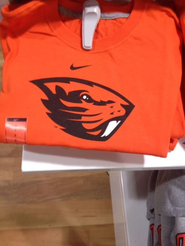 Oregon State Beavers Tshirt