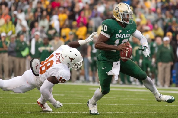 baylor green NCAA Football Rules Committee proposal uniform