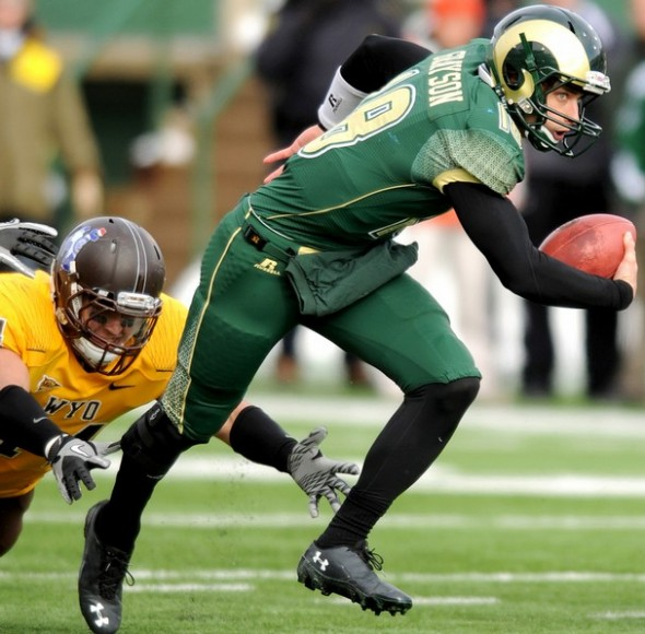 colorado state green NCAA Football Rules Committee proposal uniform