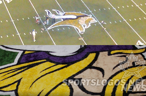 featured Minnesota Vikings 2013 New Logo