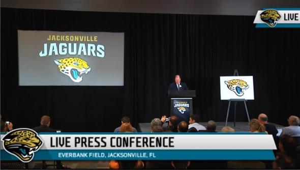 Jacksonville Jaguars Logo - font