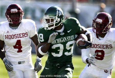 michigan state green NCAA Football Rules Committee proposal uniform