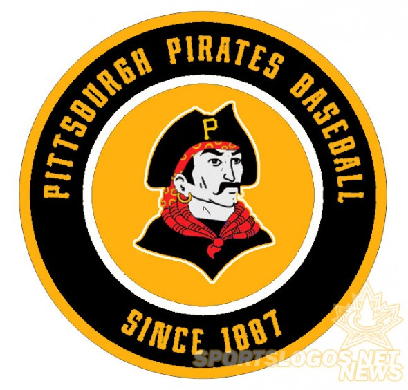 Pittsburgh Pirates New Logo 2014 Concept
