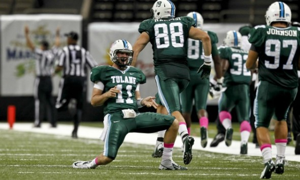 tulane green NCAA Football Rules Committee proposal uniform