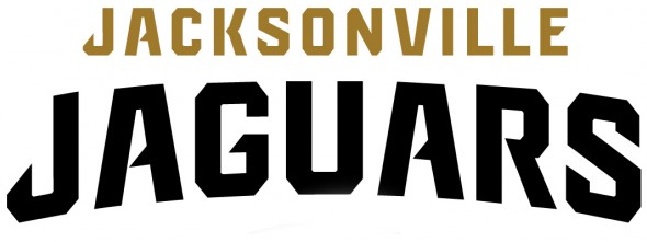 Jacksonville Jaguars new wordmark