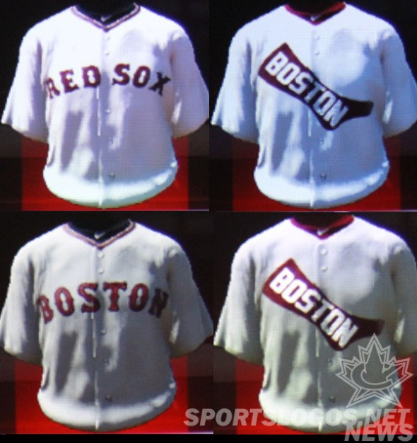 best sneakers 3c8b6 2970e MLB13: The Show Uniforms Preview – AL East | Chris Creamer's ...