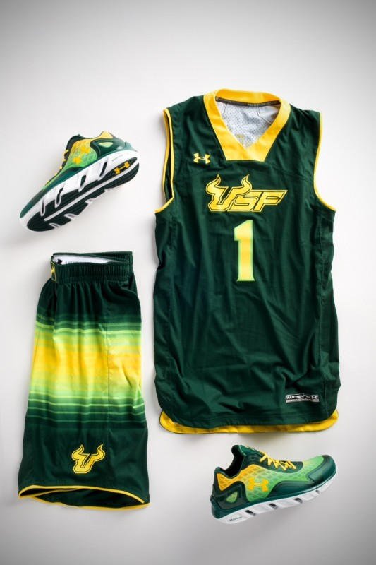 South Florida Introduces Surfer Styled Hoops Uni   Chris Creamer's