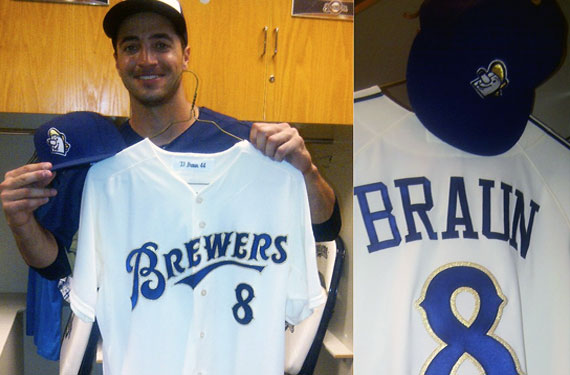 huge selection of 3a1d6 c46a6 Brewers Jersey Design Winner Shares His Story | Chris ...