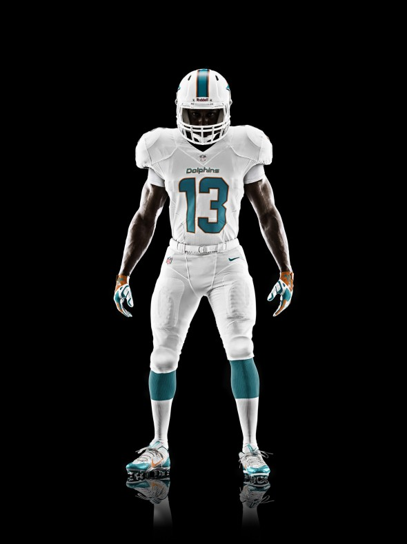 new styles b982a ea969 Dolphins Redesign a Retro Reminder of Simpler Design Times ...