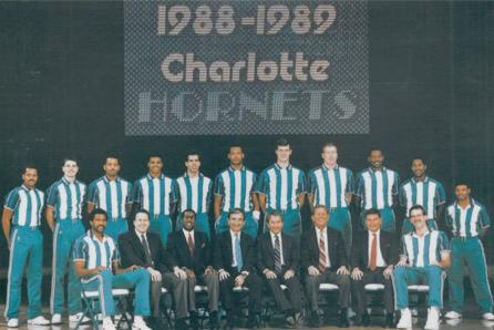 1988-89 Charlotte Hornets