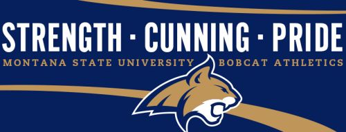 banner - Montana State bobcats