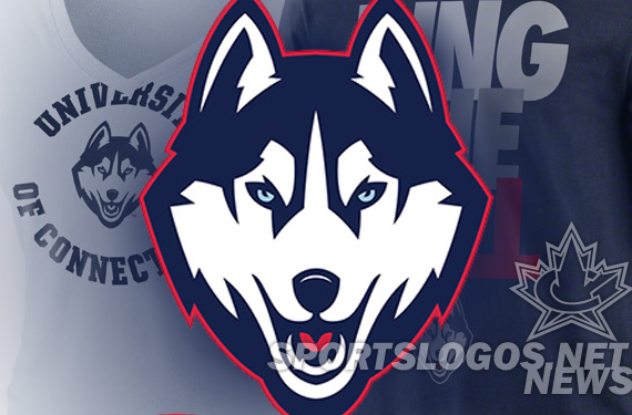 featured - UConn connecticut huskies jonathan husky new logo new uniforms