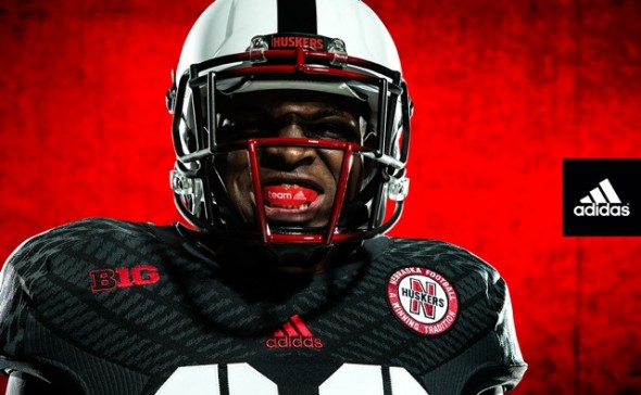 Black in Lincoln  Husker Alternate Offers Black Shirts  7a01b8d59