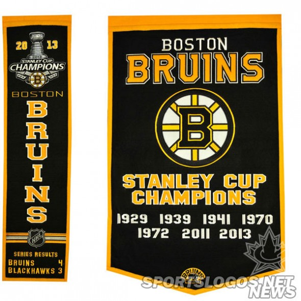 Phantom: Boston Bruins 2013 Stanley Cup Champs Merchandise