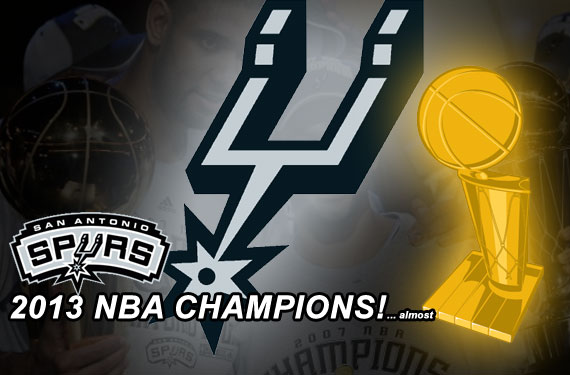 Phantom: San Antonio Spurs 2013 NBA Champs Merchandise | Chris Creamer's SportsLogos.Net News ...