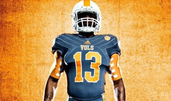 new product 4ca72 8610a University of Tennessee to Add Grey Alternate Uniform ...