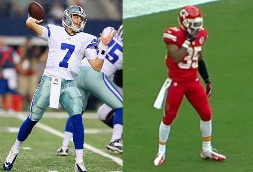 big sale d52e5 9fc7f Week 2 NFL Uniform Matchups | Chris Creamer's SportsLogos ...
