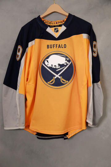 2e43227c6 Sabres Horrid New Jersey Leaked By Frustrated Player