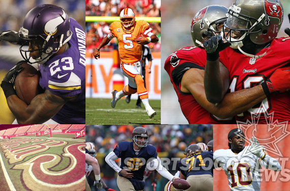 Several notable things happened with NFL uniforms this off-season and this  week a685f5cd3