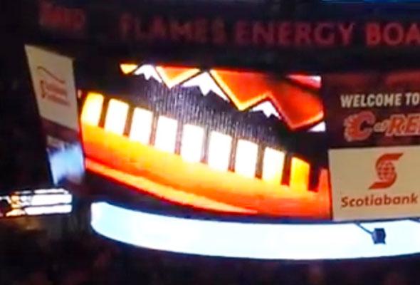 Flames Third Jersey Teaser 2