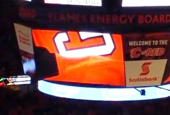 Flames Third Jersey Teaser 4