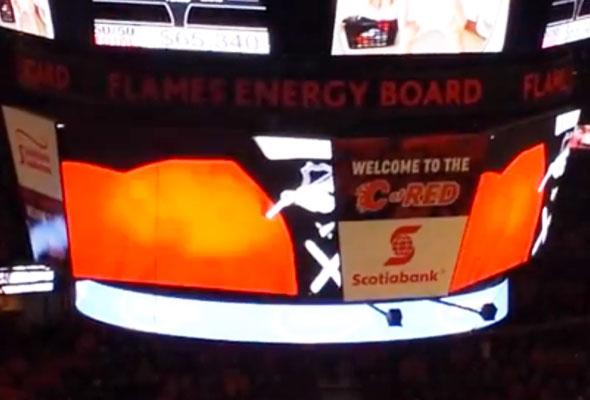 Flames Third Jersey Teaser 5
