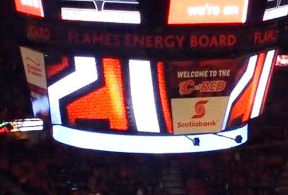 Flames Third Jersey Teaser 6