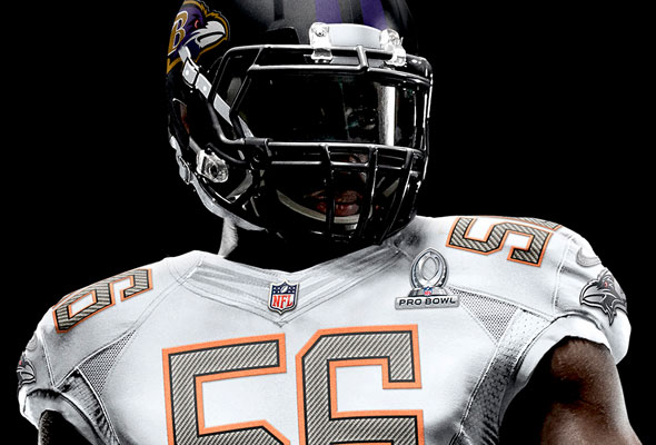 official photos 9fef7 eb5df 2014 NFL Pro Bowl Jerseys Unleashed Upon Unsuspecting Masses ...