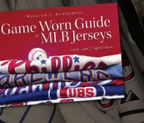 Game Worn Guide documents decades of MLB jerseys 7ace888de