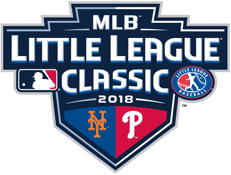 2018 mlb little league classic logo chris creamer 39 s sportslogos net news and blog new logos. Black Bedroom Furniture Sets. Home Design Ideas
