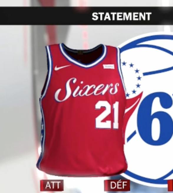 """Warriors """"The Town"""" Alternate Jersey Is Leaked, And It Is"""