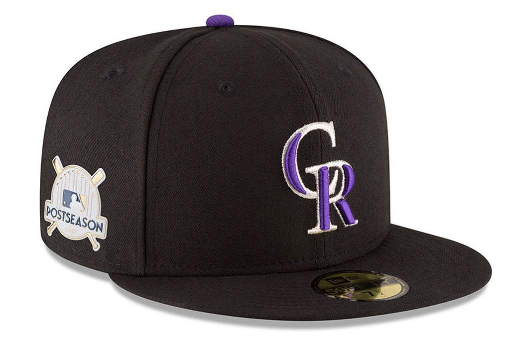 2017 MLB Postseason Cap Patch  e788cd901ab