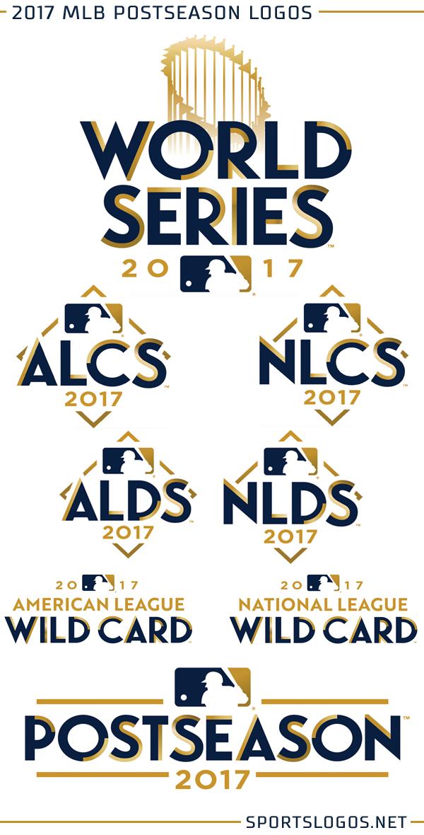 2017 Mlb Postseason Logos Chris Creamers Sportslogosnet