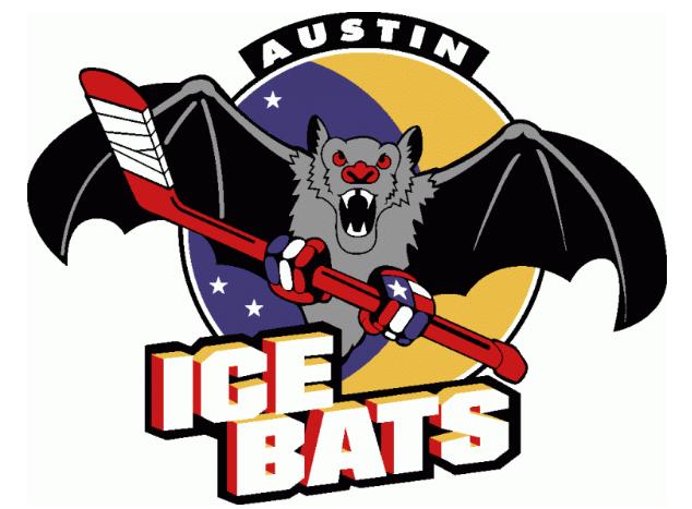 Austin Ice Bats Logo