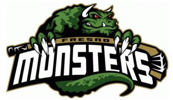 Fresno Monsters Logo